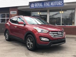 Used 2014 Hyundai Santa Fe Sport FWD 4DR 2.4L PREMIUM for sale in Toronto, ON