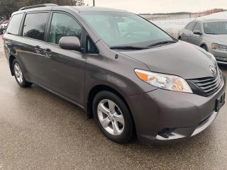Used 2014 Toyota Sienna for sale in Waterloo, ON