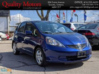 Used 2013 Honda Fit LX for sale in Etobicoke, ON
