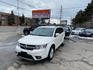 Used 2014 Dodge Journey SXT for sale in Toronto, ON