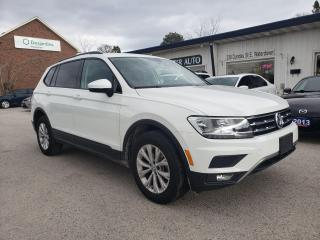 Used 2018 Volkswagen Tiguan Trendline for sale in Waterdown, ON