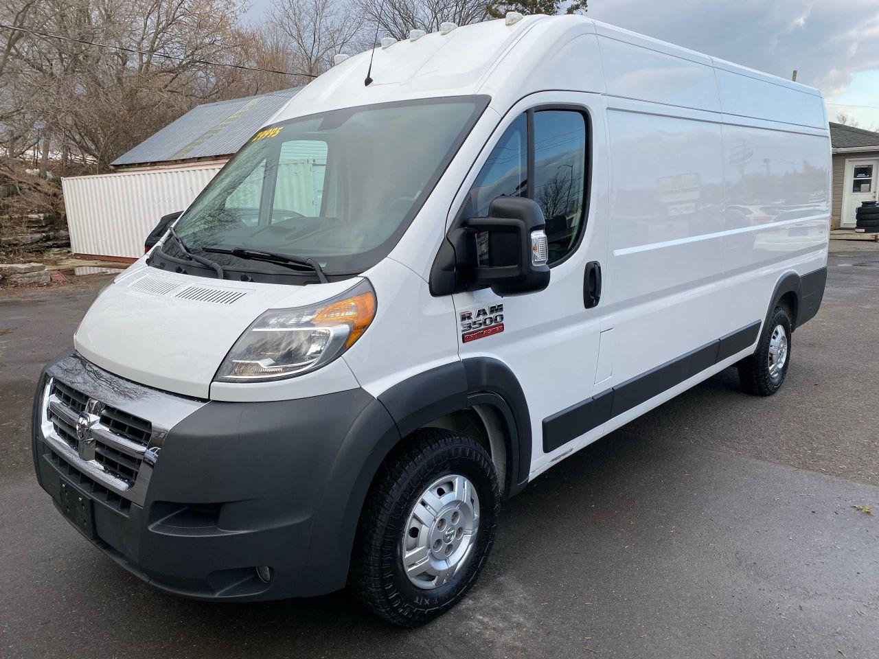 2016 RAM Cargo Van