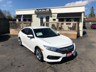 Used 2018 Honda Civic LX for sale in Sutton, ON