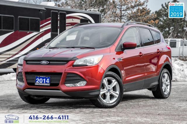 2014 Ford Escape SE|Clean Carfax|Nav|HTD Seats|Backup Camera|Alloys