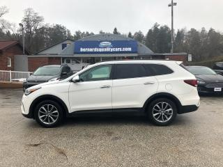 Used 2017 Hyundai Santa Fe XL Luxury for sale in Flesherton, ON