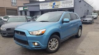 Used 2011 Mitsubishi RVR SE for sale in Etobicoke, ON