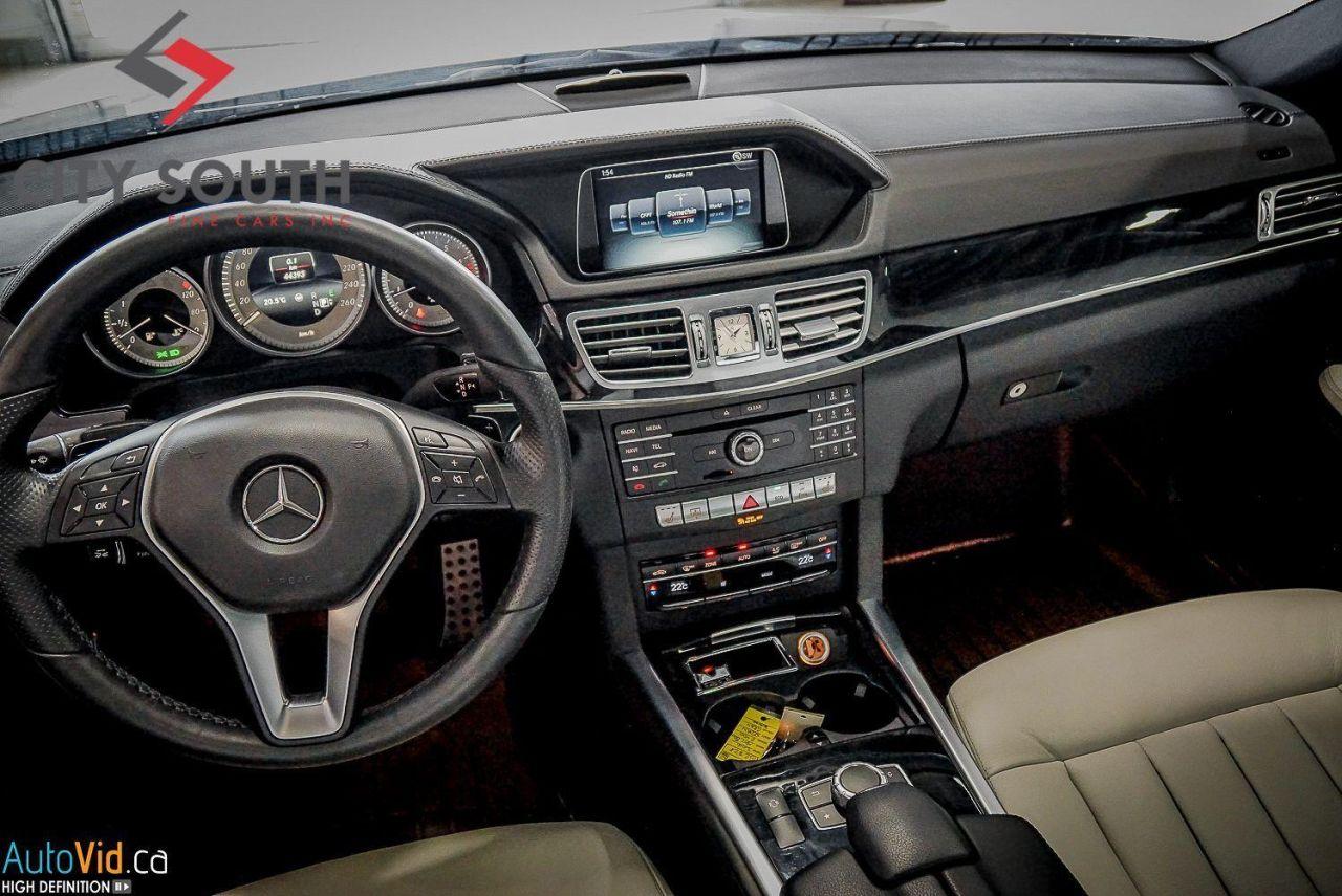 2016 Mercedes-Benz E-Class
