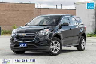Used 2017 Chevrolet Equinox LS|Backup Camera|Clean Carfax|Bluetooth|PW|PL for sale in Bolton, ON