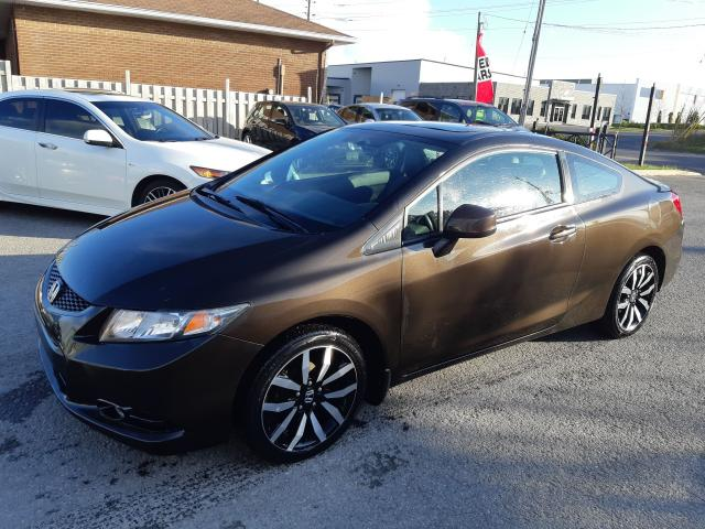 2013 Honda Civic TOURING, AUTO, NAVIGATION, BACKUP CAMERA, 102 KM