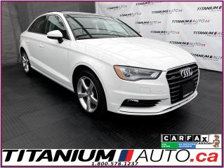 Used 2016 Audi A3 2.0T+Quattro+HID Lights+Parking Aid+Smart Key+XM+ for sale in London, ON