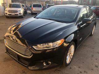Used 2014 Ford Fusion SE Luxury Energi for sale in Hamilton, ON