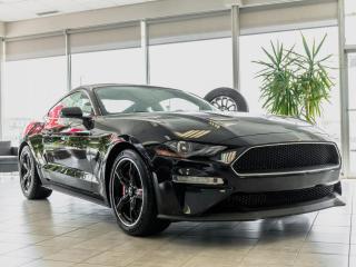 New 2020 Ford Mustang BULLITT OWN THE LEGEND | BLACK ON BLACK for sale in Winnipeg, MB