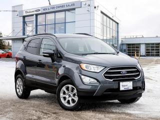 New 2020 Ford EcoSport SE NAV | CONV PKG | REV CAM | SYNC 3 for sale in Winnipeg, MB