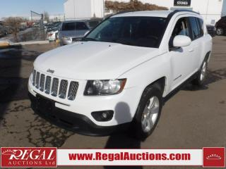 Used 2014 Jeep Compass Sport 4D Utility 4WD 2.4L for sale in Calgary, AB