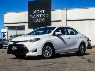 Used 2017 Toyota Corolla 50th Anniversary Special Ed.|ACC|CAMERA|LDW|COLLISION for sale in Kitchener, ON