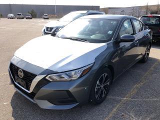 New 2020 Nissan Sentra SV CVT for sale in Burlington, ON