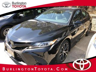 New 2020 Toyota Camry SE Auto for sale in Burlington, ON