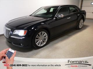 Used 2013 Chrysler 300 300C V8|Warranty-Just Arrived| for sale in Brandon, MB