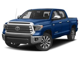 New 2020 Toyota Tundra TRD Sport Premium  - NO PAYMENTS FOR 6 MONTHS WHEN YOU FINANCE A NEW TOYOTA! for sale in Richmond Hill, ON