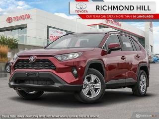 New 2020 Toyota RAV4 XLE AWD  - Sunroof - $115.11 /Wk for sale in Richmond Hill, ON