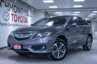 Used 2018 Acura RDX *No Payments for 6 Months!!! - Elite AWD for sale in Richmond Hill, ON
