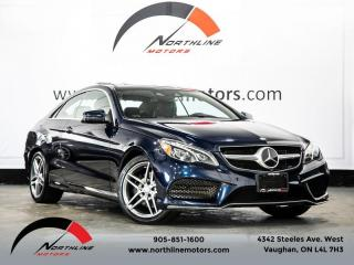 Used 2017 Mercedes-Benz E-Class E400 4MATIC Coupe|AMG Sport|Navigation|Drivers Assist|360Cam for sale in Vaughan, ON