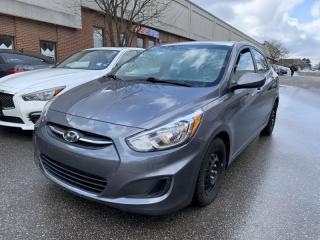Used 2016 Hyundai Accent 4dr Sdn, GL, NO ACCIDENT, ONE OWNER for sale in North York, ON