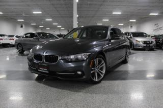 Used 2016 BMW 3 Series 320i XDRIVE I NO ACCIDENTS I SPORT I PARK ASSIST I LEATHER for sale in Mississauga, ON