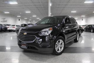 Used 2016 Chevrolet Equinox NO ACCIDENTS I BIG SCREEN I REAR CAM I KEYLESS ENTRY I BT for sale in Mississauga, ON