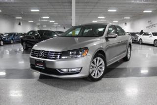 Used 2012 Volkswagen Passat TDI HIGHLINE I NAVIGATION I SUNROOF I HEATED SEATS I BT for sale in Mississauga, ON