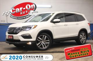 Used 2016 Honda Pilot Touring 7 SEAT LEATHER NAV DVD TOW PKG LOADED for sale in Ottawa, ON