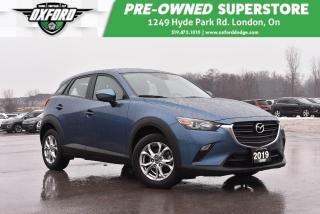 Used 2019 Mazda CX-3 GS - Low Mileage, AWD, Well Maintained for sale in London, ON