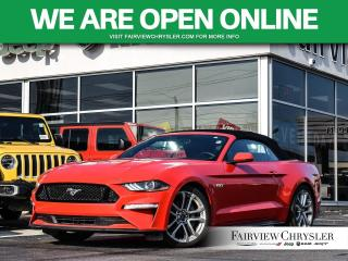 Used 2019 Ford Mustang GT Premium l BLIND-SPOT l HEATED LEATHER l NAV l for sale in Burlington, ON