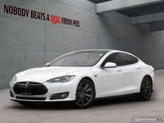 Used 2015 Tesla Model S 90D, Autopilot, Summon, Ricaro, Smart Susp, EV for sale in Mississauga, ON