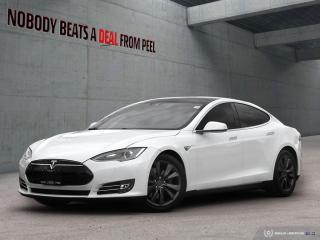 Used 2015 Tesla Model S 90D, Autopilot, Summon, Ricaro, Smart Susp, EV for sale in Mississauga, ON
