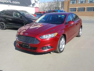 Used 2016 Ford Fusion SE for sale in Regina, SK