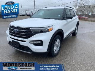 New 2020 Ford Explorer XLT for sale in Woodstock, ON