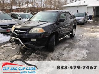 Used 2005 Acura MDX for sale in Scarborough, ON