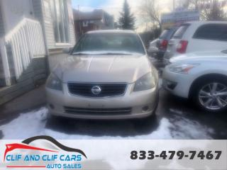Used 2005 Nissan Altima 2.5 SL for sale in Scarborough, ON
