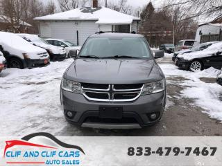 Used 2012 Dodge Journey SXT for sale in Scarborough, ON