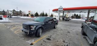 Used 2017 Ford F-150 LIMITED SUPERCREW 6 for sale in Stittsville, ON