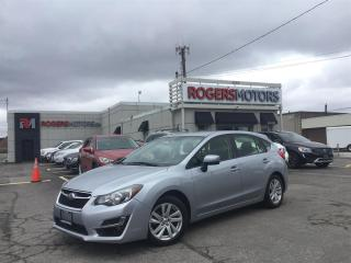 Used 2015 Subaru Impreza - 2.99% Financing   6 Months Deferral - AWD - 5SPD - HATCH - HTD SEATS - REVERSE CAM for sale in Oakville, ON