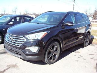 Used 2013 Hyundai Santa Fe LIMITED for sale in Georgetown, ON