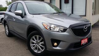 Used 2015 Mazda CX-5 GS - BACK-UP CAM! SUNROOF! BSM! for sale in Kitchener, ON
