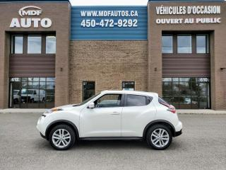 Used 2015 Nissan Juke SL AWD for sale in St-Eustache, QC