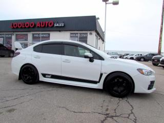 Used 2015 Subaru Impreza WRX STi STI 6 SPEED AWD SPORT CAMERA SUNROOF CERTIFIED for sale in Milton, ON