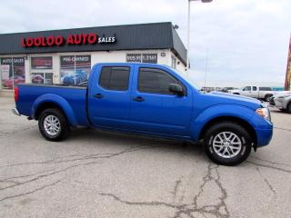 Used 2014 Nissan Frontier SV Crew Cab 4WD CAMERA BLUETOOTH CERTIFIED for sale in Milton, ON