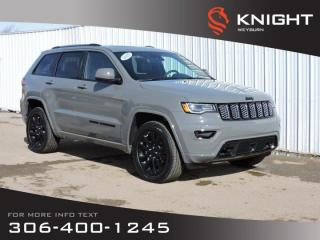 New 2020 Jeep Grand Cherokee Laredo Altitude 4x4 | Leather & Suede Seats | Navigation | Sunroof | Back-up Camera for sale in Weyburn, SK