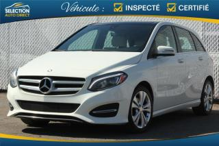 Used 2016 Mercedes-Benz B-Class B 250 Sports Tourer 4Matic for sale in Ste-Rose, QC