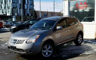 Used 2010 Nissan Rogue SL for sale in Oshawa, ON